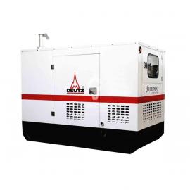 Deutz 13kVa Silenced Diesel Generator – DPS13DF